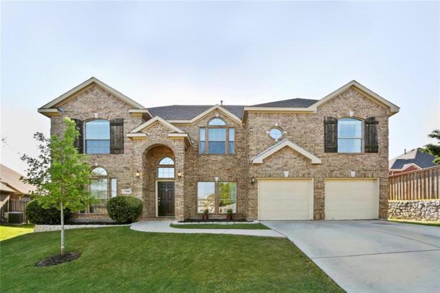 7100 NE Ten Bears Court NE, Fort Worth, TX 76179 (MLS #14089403) :: All Cities Realty