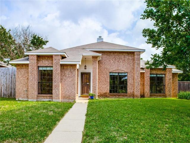 605 Windsor Drive, Allen, TX 75002 (MLS #14089456) :: The Tierny Jordan Network