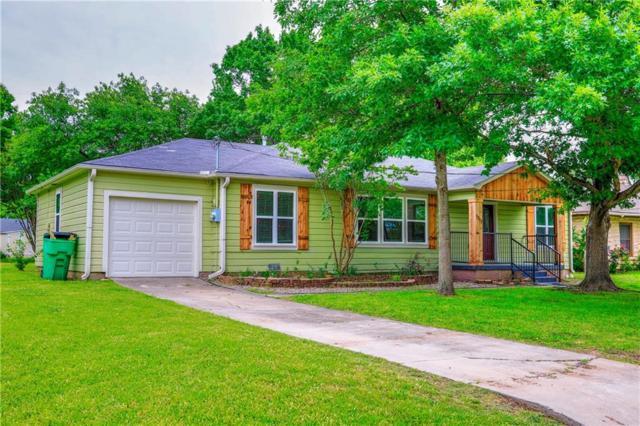 1212 Hillcrest Boulevard, Gainesville, TX 76240 (MLS #14089457) :: The Rhodes Team