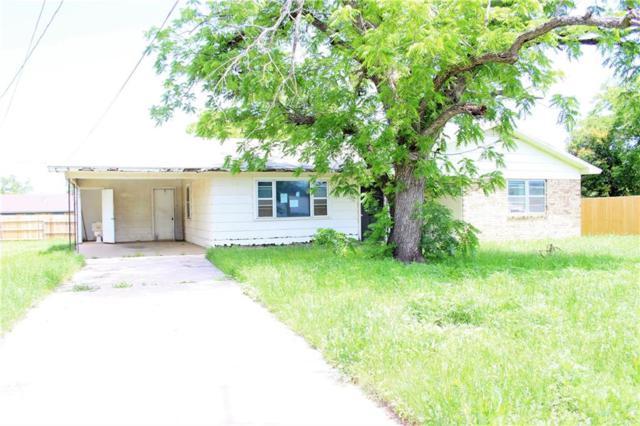 603 E 6th Street, Brady, TX 76825 (MLS #14089464) :: NewHomePrograms.com LLC
