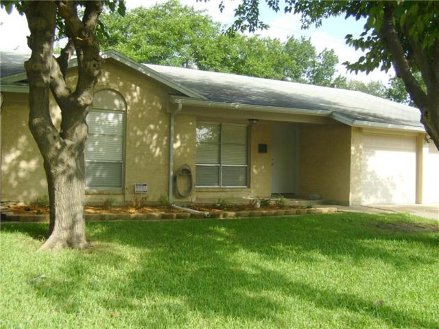2105 Gemini Drive, Garland, TX 75040 (MLS #14089471) :: The Good Home Team