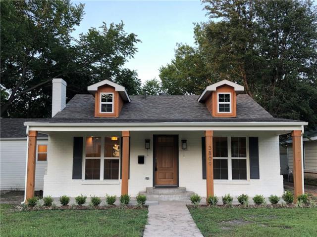 3809 Carolyn Road, Fort Worth, TX 76109 (MLS #14089493) :: Real Estate By Design