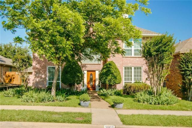 3807 Cromwell Drive, Carrollton, TX 75007 (MLS #14089504) :: McKissack Realty Group