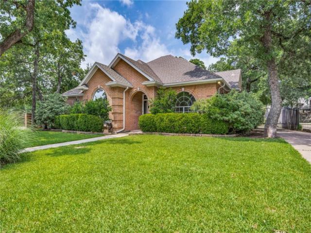 1532 Highland Oaks Drive, Keller, TX 76248 (MLS #14089526) :: Roberts Real Estate Group