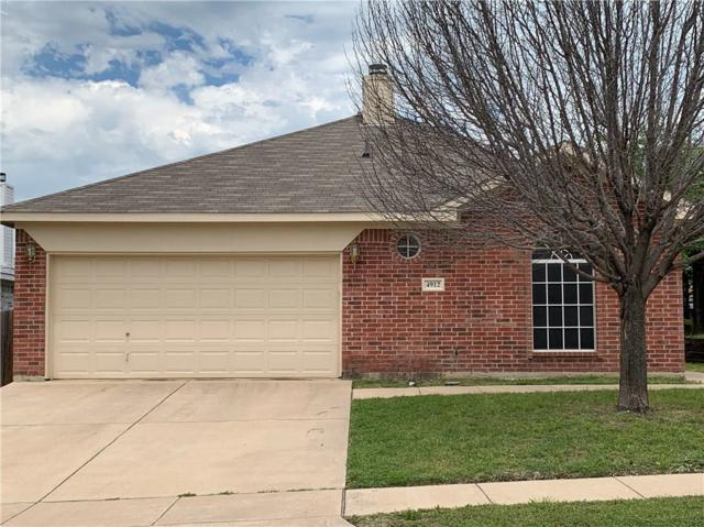 4912 Cape Street, Fort Worth, TX 76179 (MLS #14089543) :: The Good Home Team