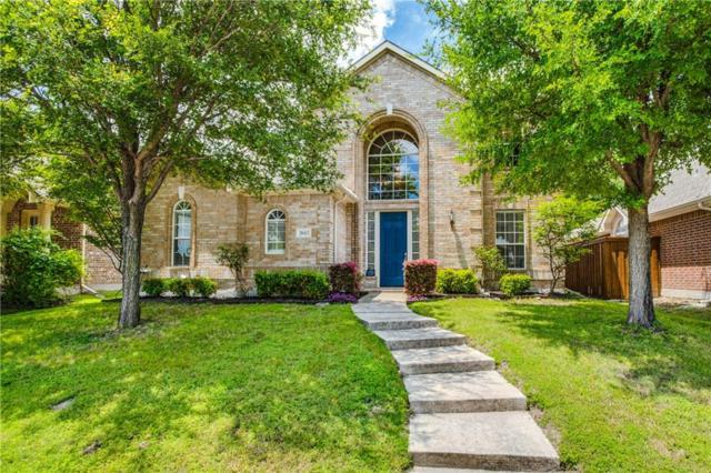 2612 Black Canyon Drive, Mckinney, TX 75072 (MLS #14089603) :: The Star Team | JP & Associates Realtors
