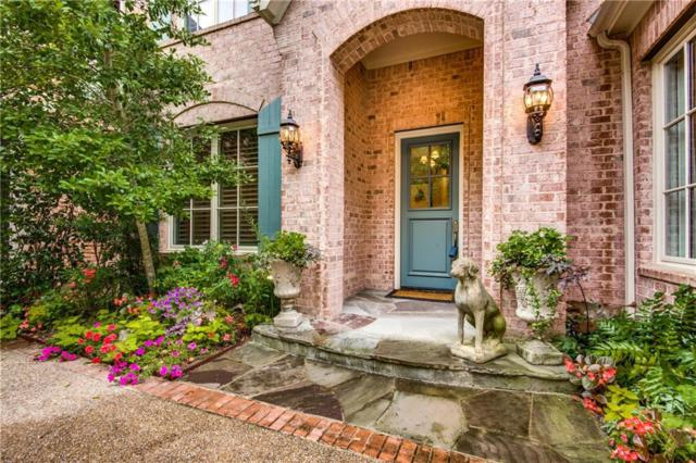 12216 Park Forest Drive, Dallas, TX 75230 (MLS #14089611) :: The Heyl Group at Keller Williams