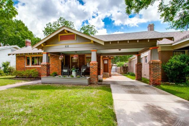 618 N Windomere Avenue, Dallas, TX 75208 (MLS #14089613) :: RE/MAX Landmark