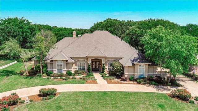 5200 Clear Creek Drive, Flower Mound, TX 75022 (MLS #14089615) :: Baldree Home Team
