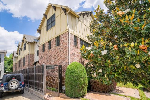 3420 Milton Avenue A, University Park, TX 75205 (MLS #14089620) :: Robbins Real Estate Group