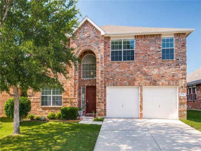 913 Starling Lane, Aubrey, TX 76227 (MLS #14089637) :: The Good Home Team