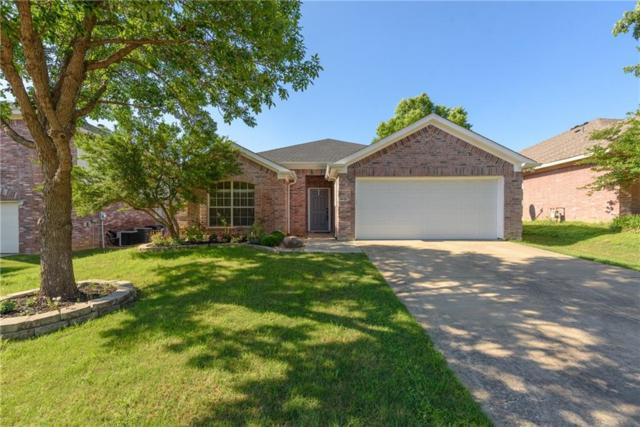 1615 Meadowview Drive, Corinth, TX 76210 (MLS #14089655) :: Real Estate By Design