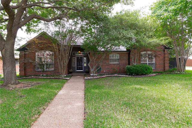 2552 Buttercup Drive, Richardson, TX 75082 (MLS #14089758) :: RE/MAX Town & Country