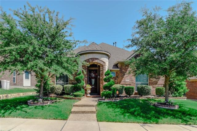 437 Whetstone Street, Desoto, TX 75115 (MLS #14089762) :: The Good Home Team
