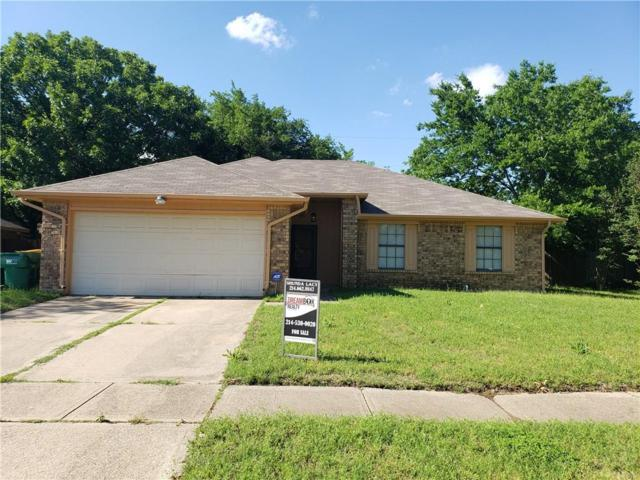 810 Clement Drive, Cedar Hill, TX 75104 (MLS #14089763) :: The Rhodes Team