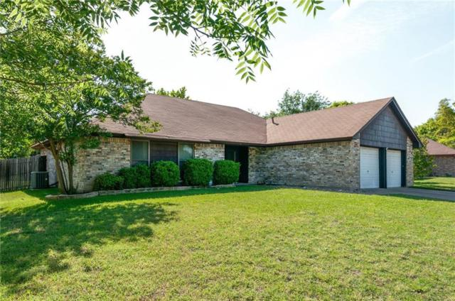 308 Goldfinch Drive, Fort Worth, TX 76108 (MLS #14089787) :: The Hornburg Real Estate Group