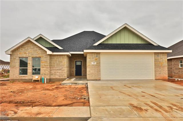 7439 Mountain View Rd, Abilene, TX 79602 (MLS #14089810) :: The Heyl Group at Keller Williams