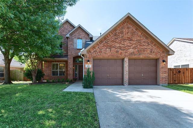 3937 Creek Hollow Way, The Colony, TX 75056 (MLS #14089893) :: Camacho Homes