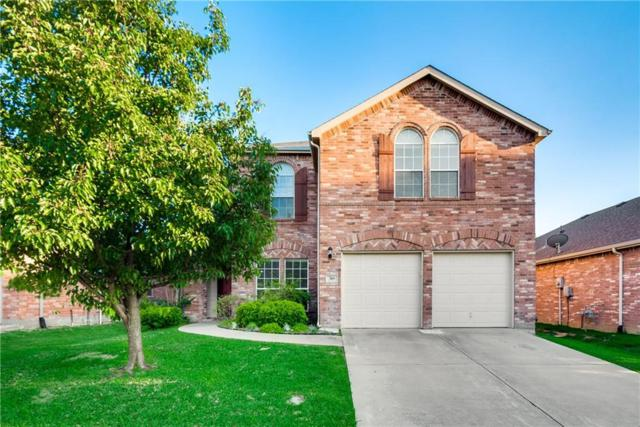 309 Highland Meadows Drive, Wylie, TX 75098 (MLS #14089904) :: The Hornburg Real Estate Group