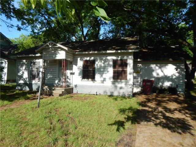 805 Poplar Street, Bonham, TX 75418 (MLS #14090043) :: Baldree Home Team