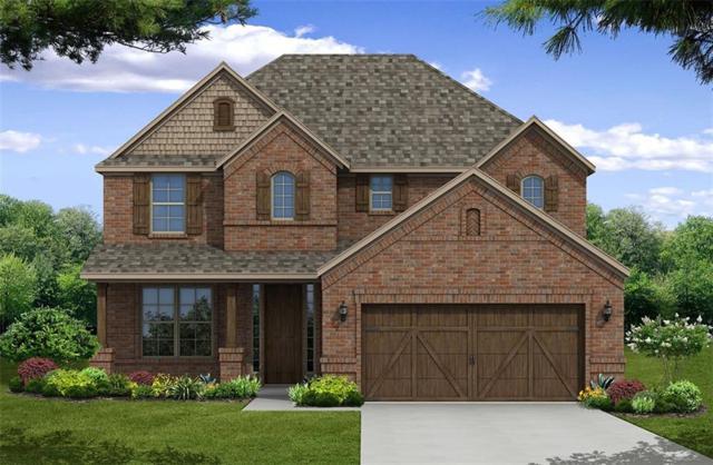 2707 Hackberry Creek Trail, Celina, TX 75078 (MLS #14090066) :: Real Estate By Design