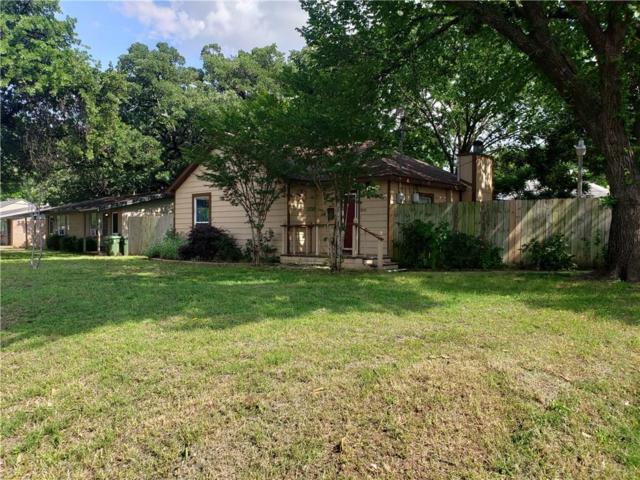 916 W Sanford Street, Arlington, TX 76012 (MLS #14090075) :: Lynn Wilson with Keller Williams DFW/Southlake