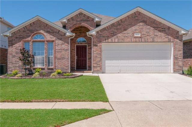 3833 Wellsburg Way, Fort Worth, TX 76244 (MLS #14090103) :: All Cities Realty