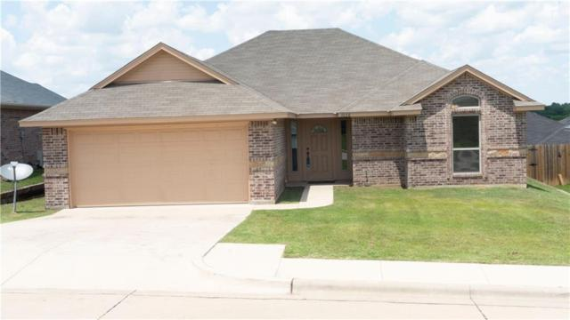 1038 Inverness Drive, Weatherford, TX 76086 (MLS #14090134) :: The Mitchell Group