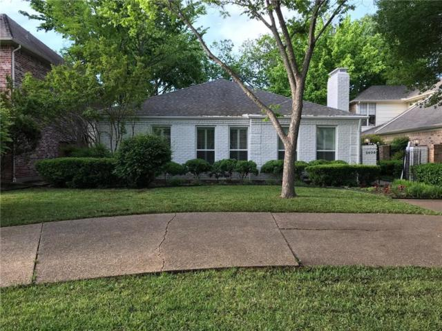 2809 Daniel Avenue, University Park, TX 75205 (MLS #14090160) :: Robbins Real Estate Group