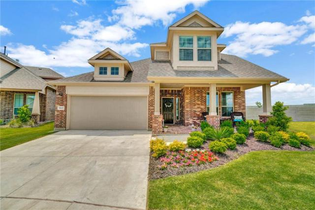 1841 Finch Trail, Argyle, TX 76226 (MLS #14090173) :: Real Estate By Design