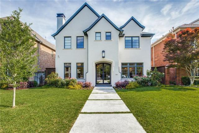 3832 Stanford Avenue, University Park, TX 75225 (MLS #14090199) :: Camacho Homes