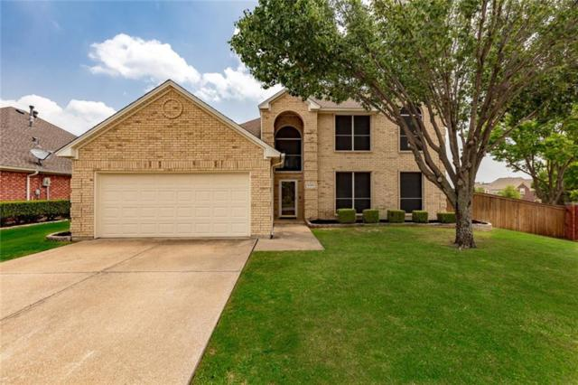 6100 Roaring Springs Drive, North Richland Hills, TX 76180 (MLS #14090209) :: The Chad Smith Team