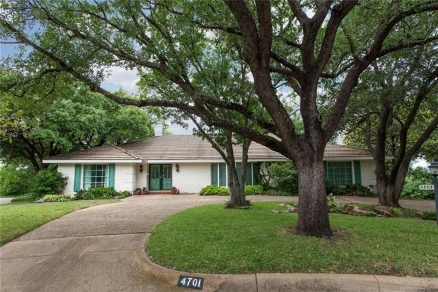 4701 Green River Court, Fort Worth, TX 76103 (MLS #14090236) :: The Hornburg Real Estate Group