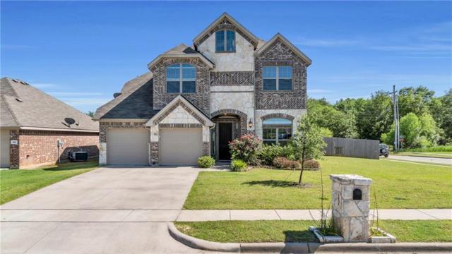 523 Snider Drive, Greenville, TX 75402 (MLS #14090273) :: NewHomePrograms.com LLC