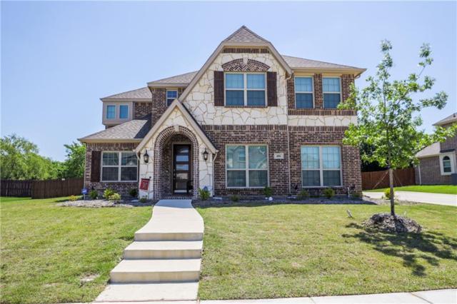 406 Caymus Street, Kennedale, TX 76060 (MLS #14090278) :: RE/MAX Pinnacle Group REALTORS