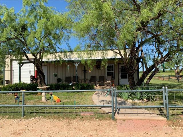 333 County Road 337, Tuscola, TX 79562 (MLS #14090280) :: The Paula Jones Team | RE/MAX of Abilene