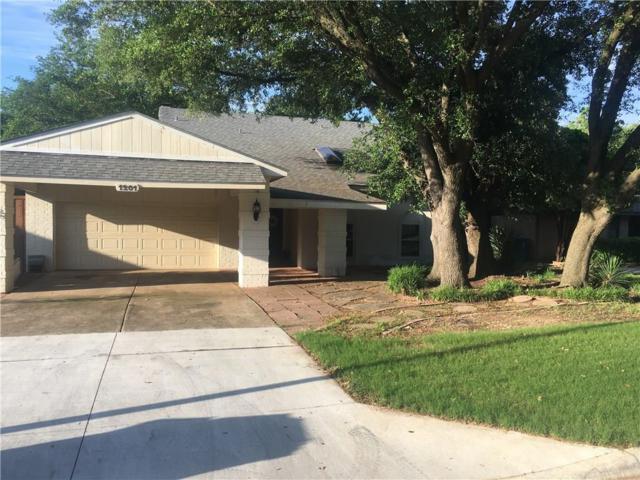 1201 Woodbine Street, Flower Mound, TX 75028 (MLS #14090422) :: Real Estate By Design