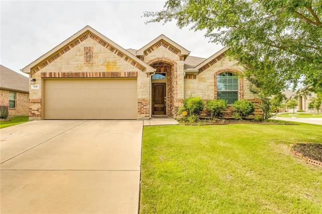 1341 Hearthstone Drive, Burleson, TX 76028 (MLS #14090429) :: The Mitchell Group