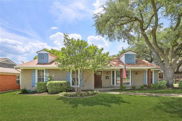 9325 Crestlake Drive, Dallas, TX 75238 (MLS #14090434) :: The Hornburg Real Estate Group