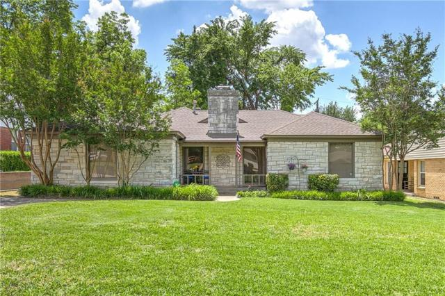 3413 Westcliff Road S, Fort Worth, TX 76109 (MLS #14090435) :: The Tierny Jordan Network