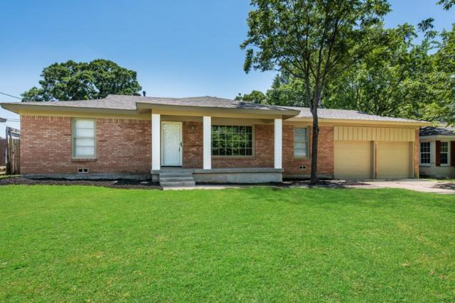 301 Sheri Lane, Hurst, TX 76053 (MLS #14090449) :: Baldree Home Team