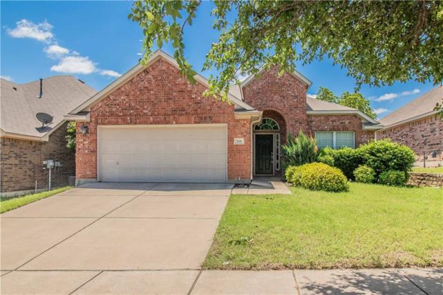 708 Darlington Trail, Fort Worth, TX 76131 (MLS #14090492) :: RE/MAX Town & Country