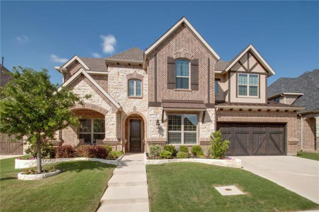 6316 Savannah Oak Trail, Flower Mound, TX 76226 (MLS #14090515) :: Team Hodnett