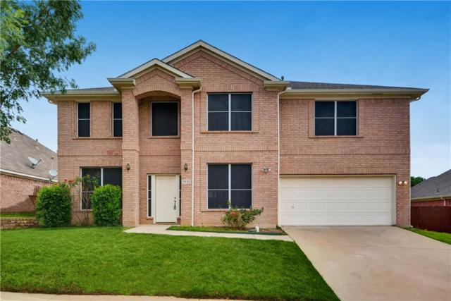 7632 Lawnsberry Drive, Fort Worth, TX 76137 (MLS #14090528) :: McKissack Realty Group