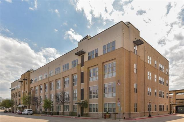 201 W Lancaster Avenue #104, Fort Worth, TX 76102 (MLS #14090582) :: The Mitchell Group