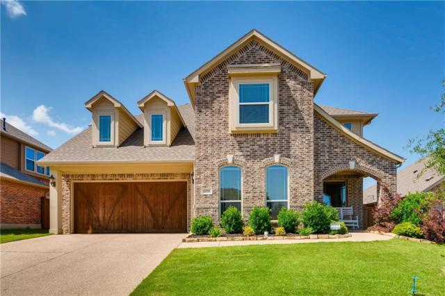 12752 Forest Glen Lane, Fort Worth, TX 76244 (MLS #14090585) :: Baldree Home Team
