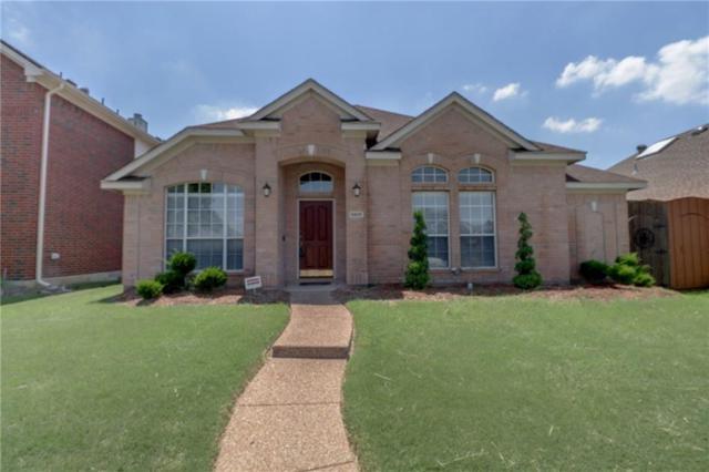 5617 Norris Drive, The Colony, TX 75056 (MLS #14090610) :: Kimberly Davis & Associates