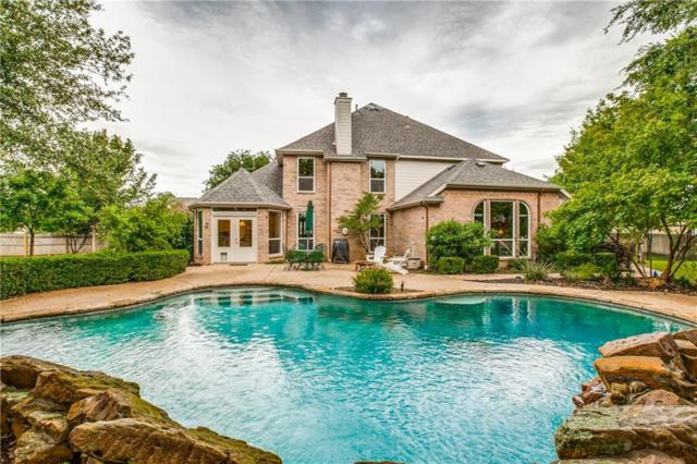 1205 Opal Court, Colleyville, TX 76034 (MLS #14090721) :: The Tierny Jordan Network