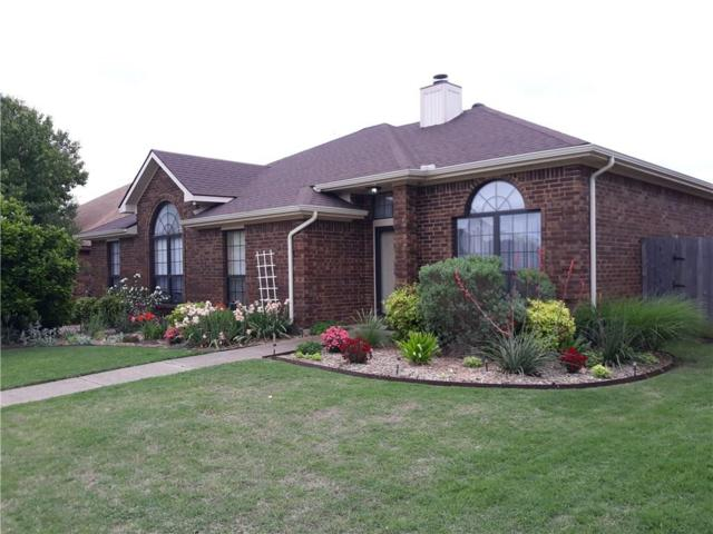 1142 De Haviland Avenue, Duncanville, TX 75137 (MLS #14090737) :: Baldree Home Team