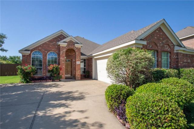 4601 Paladium Drive, Mansfield, TX 76063 (MLS #14090741) :: All Cities Realty